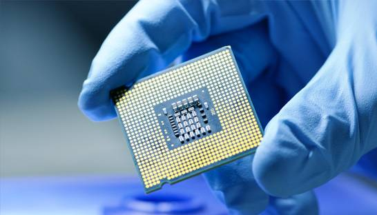 Global chip and semiconductor industry heavily reliant on Asia