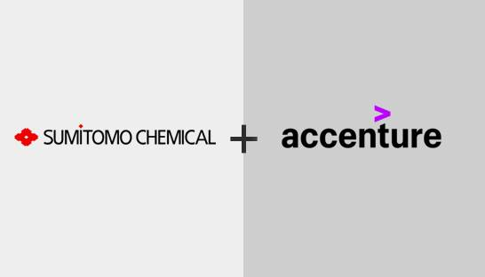 Sumitomo Chemical sets up joint venture with Accenture