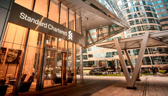 Standard Chartered wins award for AI-driven client insights