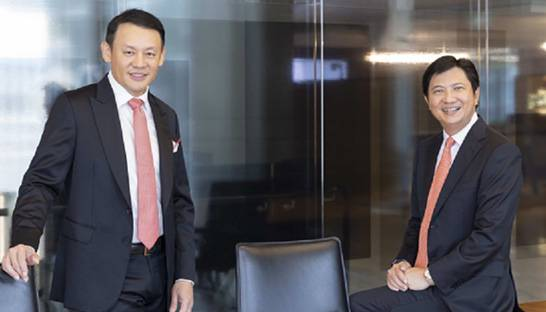 Yeoh Oon Jin hands PwC Singapore's leadership to Marcus Lam